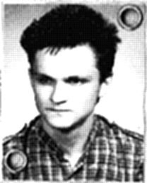 Piotr Gindrich in the 1980s