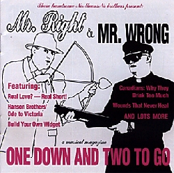 COVER FROM LP:MR.RIGHT&MR.WRONG