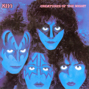 Creatures of the night cover