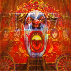 Psycho Circus cover